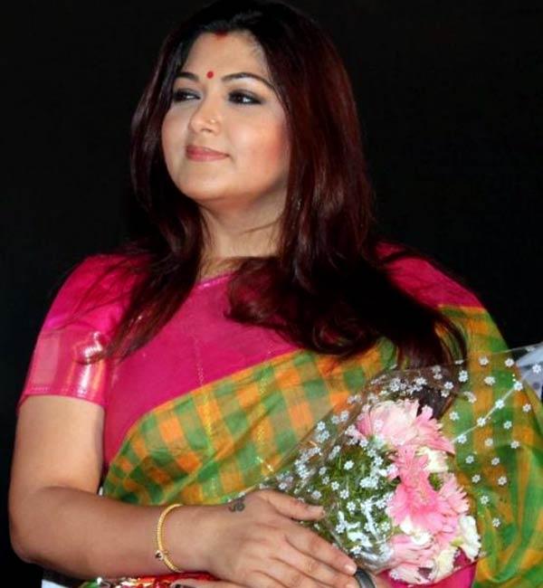 Chinna Thambi actor Khushbu Sundar quits DMK