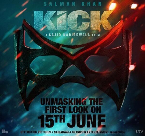 Revealed: Salman Khan's Kick official teaser poster!