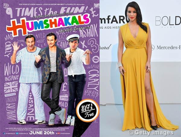 Kim Kardashian and family to attend Humshakals premiere in Mumbai!