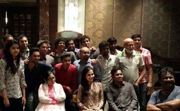 AR Rahman throws Kochadaiiyaan success party!