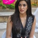 Kriti Sanon: I am more comfortable facing the camera than walking the ramp