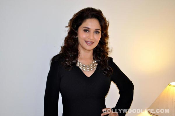 Madhuri Dixit: I am really strict with my kids