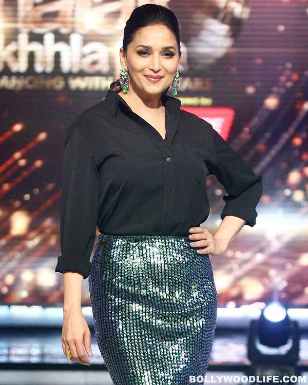 Madhuri Dixit-Nene: I won't oblige anyone with a dance in Jhalak Dikhhla Jaa 7 that easily!