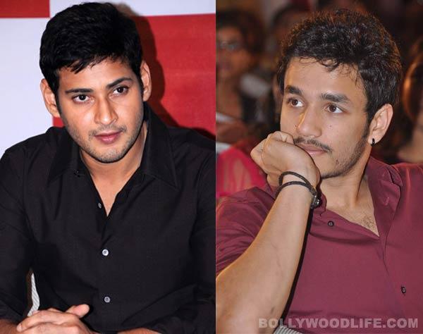 Mahesh Babu calls Akhil the next superstar