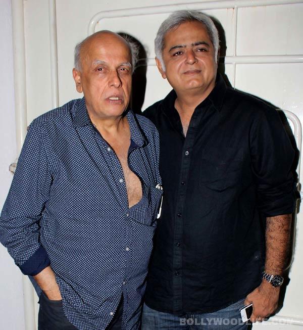 Hansal Mehta wants to remake Mahesh Bhatt's Saaransh