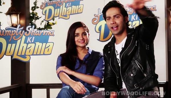 A sneak peek at Varun Dhawan and Alia Bhatt's Humpty Sharma Ki Dulhania - watch video!