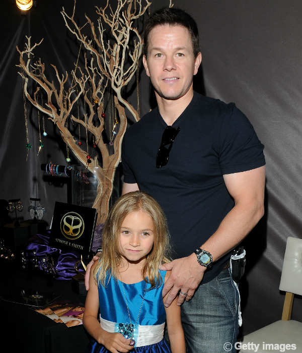 Mark Wahlberg: I have a wonderful relationship with my daughter