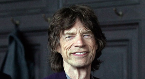 Mick Jagger is in love!