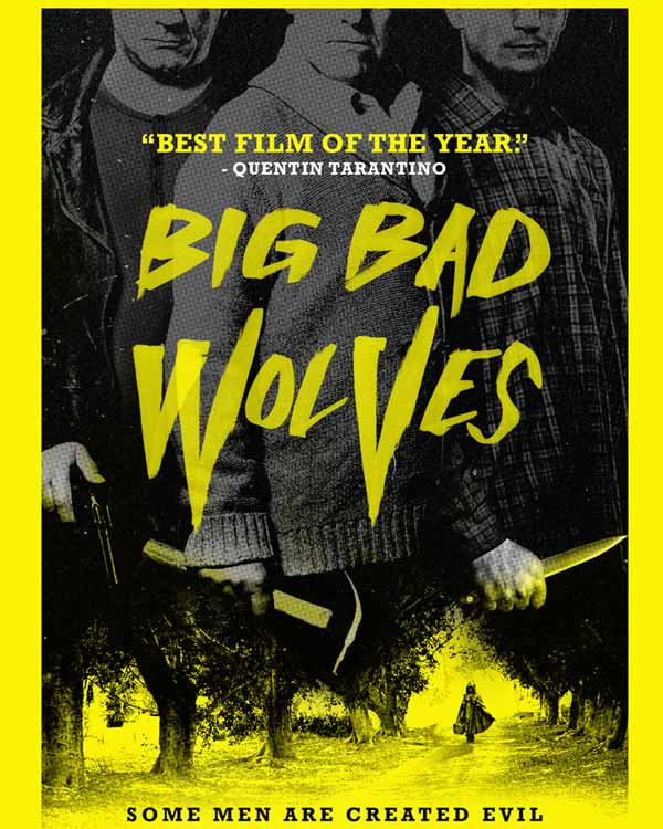 Big Bad Wolves movie review: Quentin Tarantino's best recommendation till date!