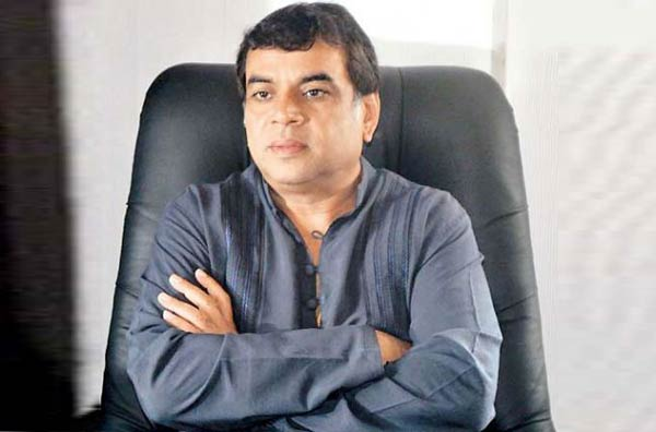 Paresh Rawal: I'm not leaving Bollywood now that I'm an MP