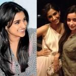Sonam Kapoor ditches Alia Bhatt for Parineeti Chopra?