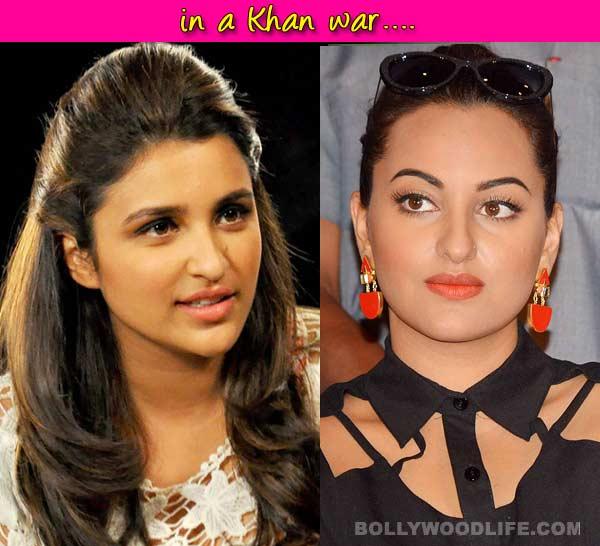When Sonakshi Sinha disagreed with Parineeti Chopra…