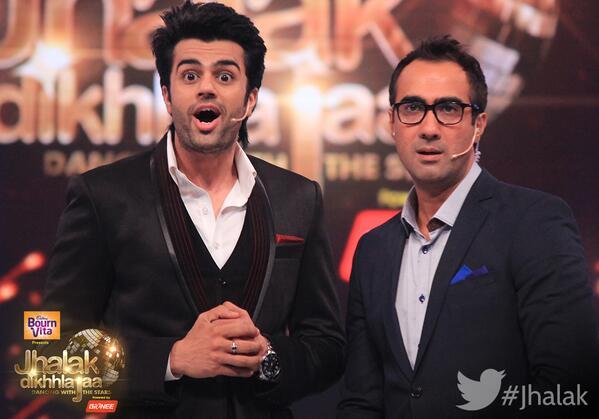 Jhalak Dikhhla Jaa 7: Manish Paul's comeback adds zing to the show!