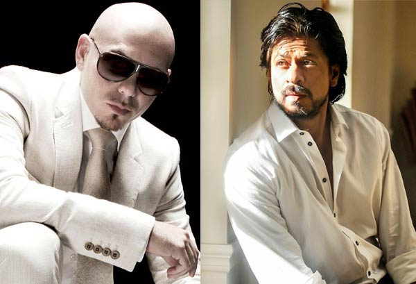 Pitbull: I would love to work with Shah Rukh Khan in the future