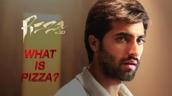 Pizza 3D video: Akshay Oberoi, Arunoday Singh and Dipannita Sharma invite you to get terrified!