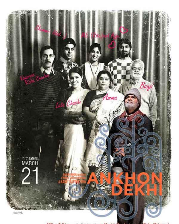Ankhon Dekhi wins big in Madrid!