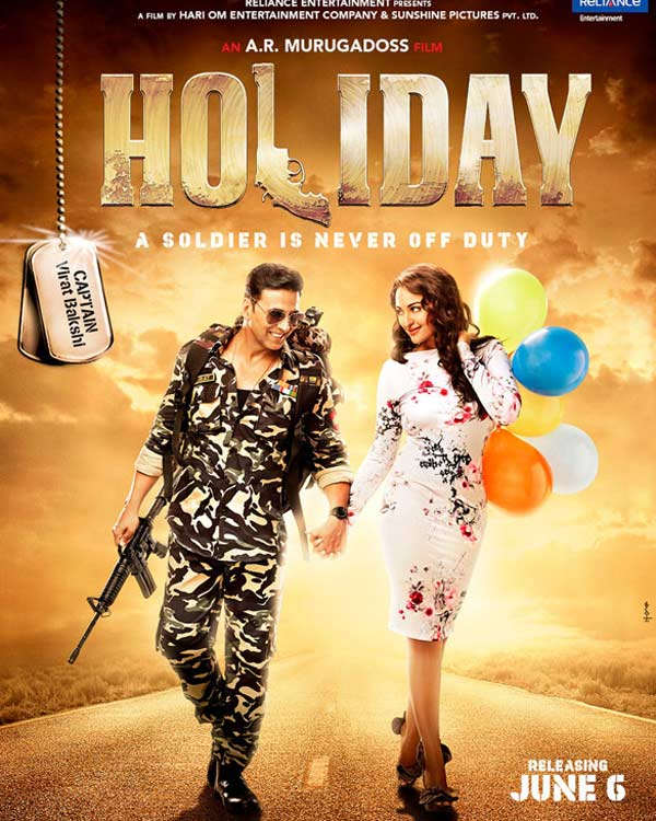 Holiday grosses Rs100 crore in domestic box office!