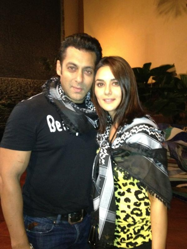 Preity Zinta molestation case: Salman Khan finally comes out to support the actor!