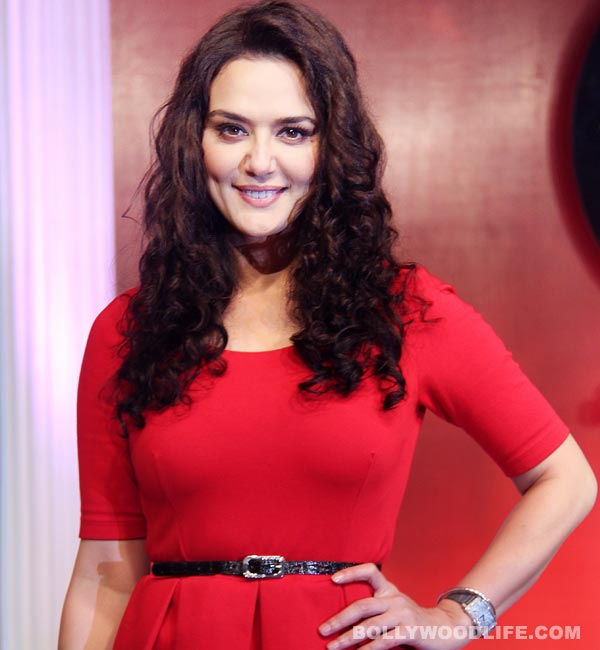 6 highlights of the fearless Preity Zinta's life!