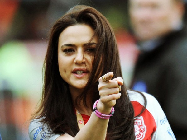 Preity Zinta dismisses rumours about moving abroad and sale of IPL stake