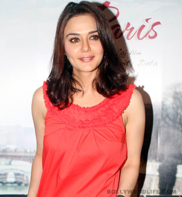 Preity Zinta: My intention is not to harm anyone but only to protect myself