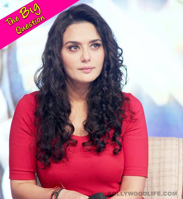 Why is Bollywood quiet on the Preity Zinta controversy?