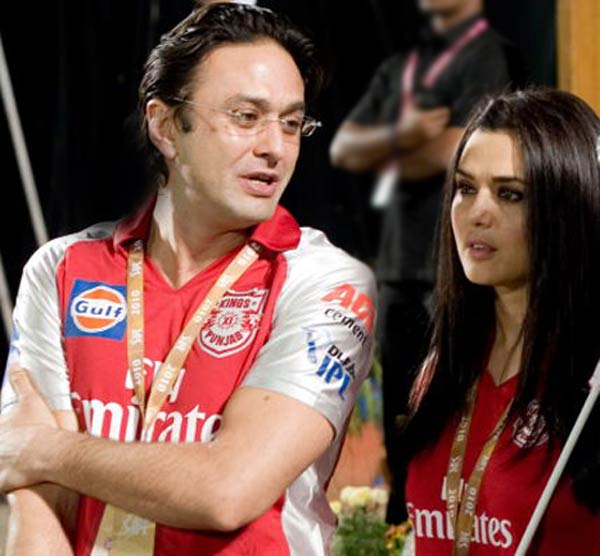 Preity Zinta's statement against Ness Wadia to be recorded at Wankhede Stadium today