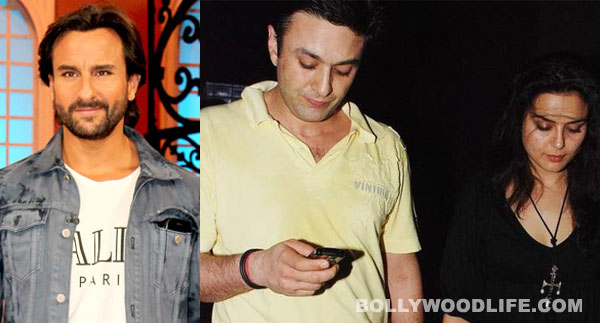 Saif Ali Khan: I hope things are sorted out between Preity Zinta and Ness Wadia