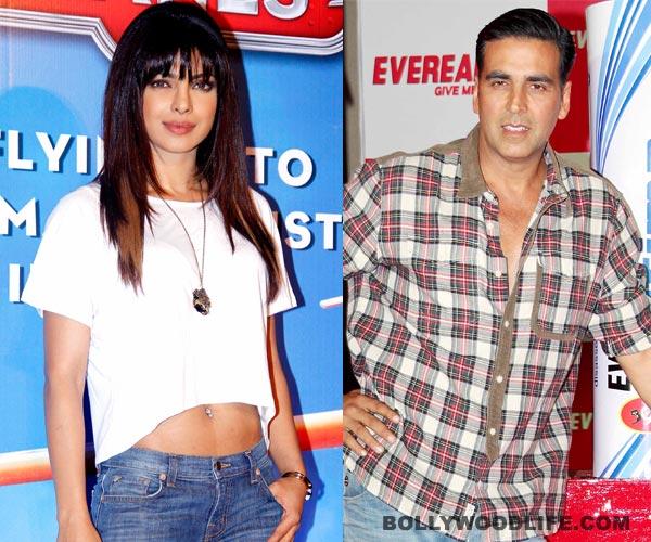 Priyanka Chopra and Akshay Kumar to share screen space?