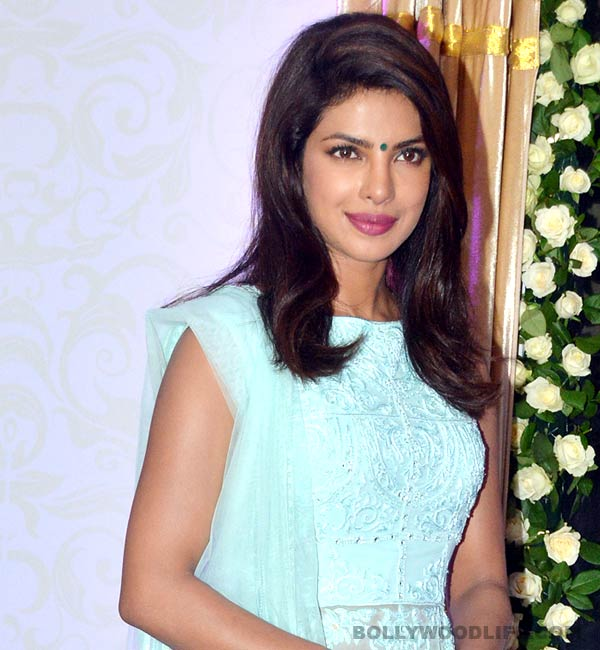 Priyanka Chopra feels so proud looking at Dr Ashok Chopra Marg