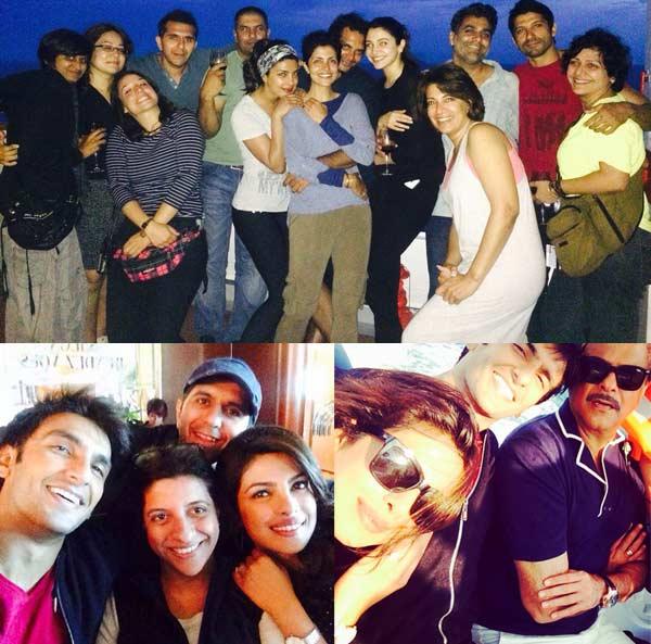 Is Ranveer Singh uncomfortable sharing frame with Anushka Sharma?