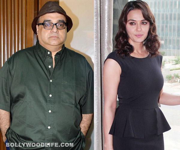 Rajkumar Santoshi: I applaud Preity Zinta's decision, stand by her