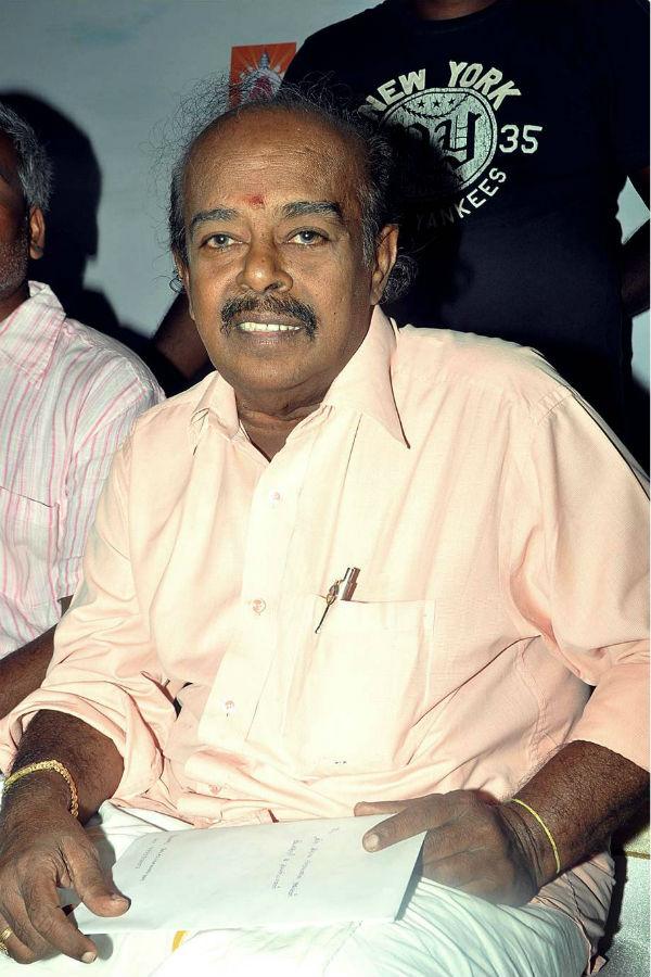Rama Narayanan passes away