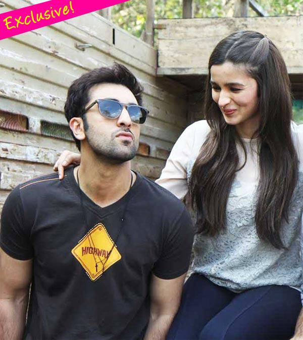 When Ranbir Kapoor got flirty with Alia Bhatt...