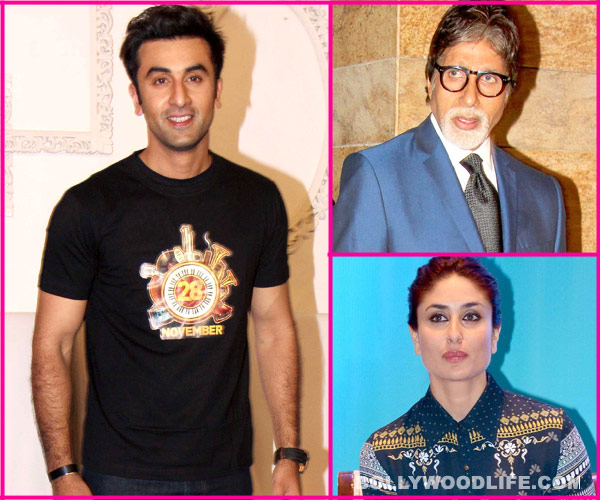 Ranbir Kapoor beats Kareena Kapoor and Amitabh Bachchan to be the top endorser in India!