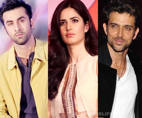 Ranbir Kapoor jealous of Katrina Kaif's Bang Bang co-star Hrithik Roshan?