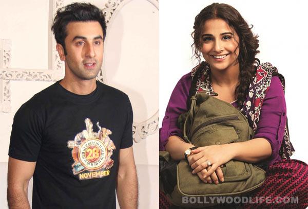 After Alia Bhatt, Ranbir Kapoor helps Vidya Balan for promotions