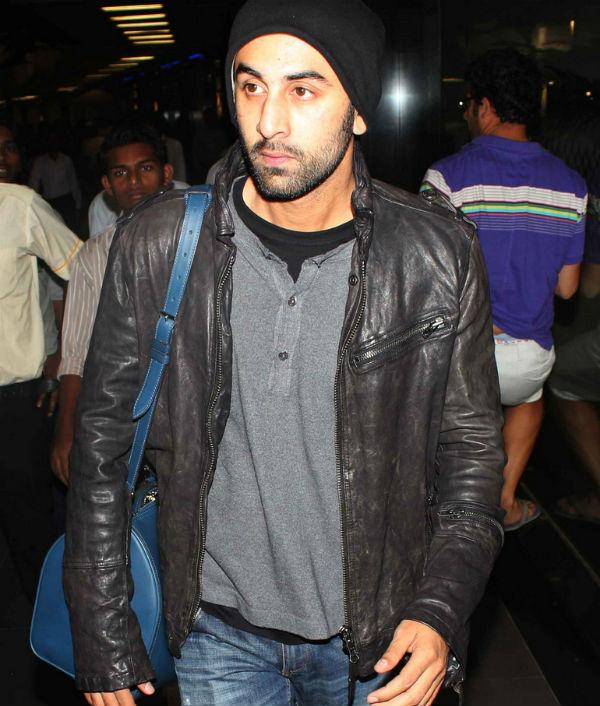 After Deepika Padukone, its Ranbir Kapoor's luggage troubles