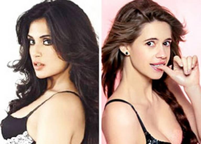 Are Richa Chadda and Kalki Koechlin trying to become Vidyut Jamwal?