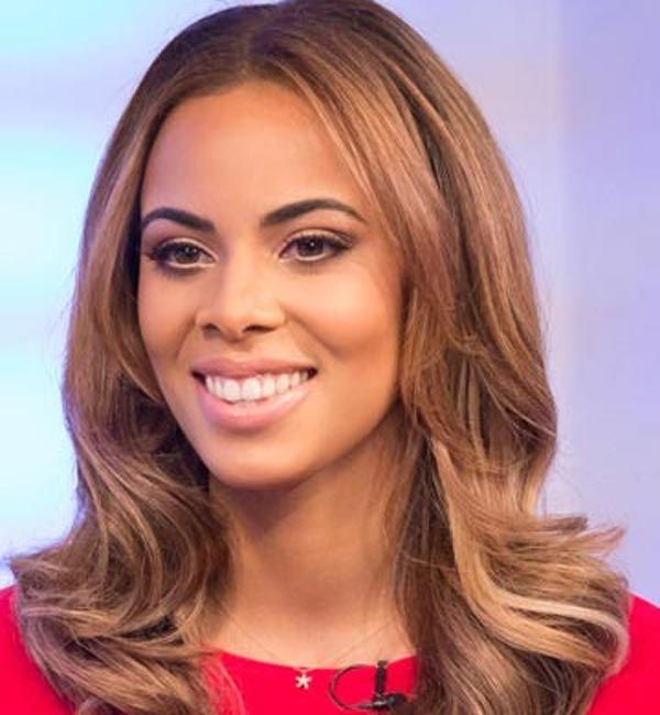 Rochelle Humes wants her daughter to wear her wedding dress