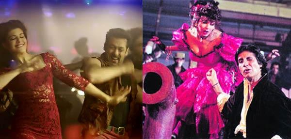 Salman Khan: Am a huge fan of Amitabh Bachchan's Jumma Chumma song