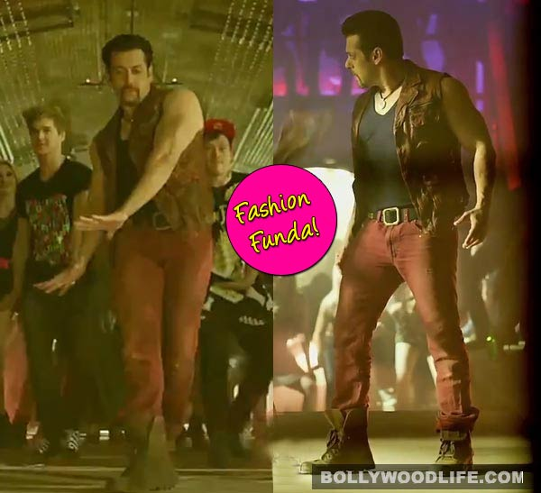 Style Check: Salman Khan's look in Jumme Ki Raat!