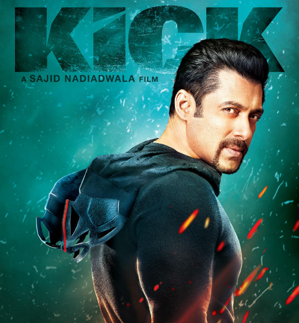 Salman Khan's Kick creates a record ahead of box office!