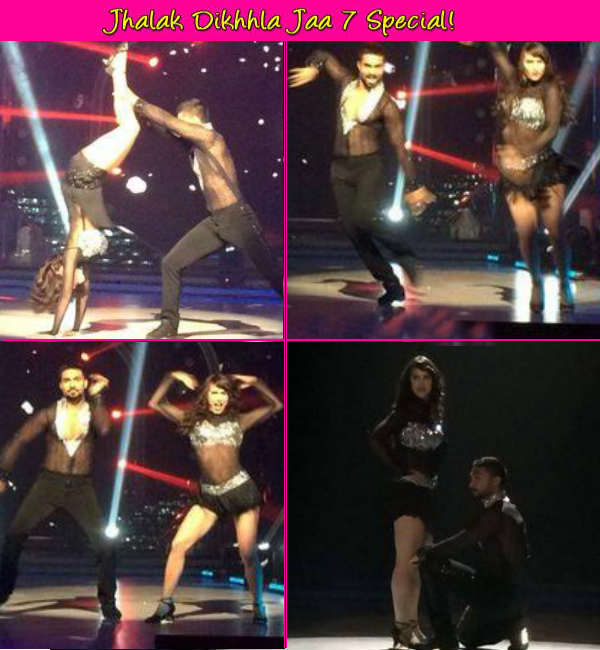 Jhalak Dikhhla Jaa 7 promo: Salman Yusuf Khan and Lauren Gottileb's surprise act