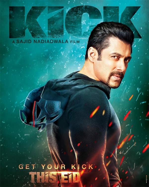 Salman Khan's Kick trailer gets 10 million views