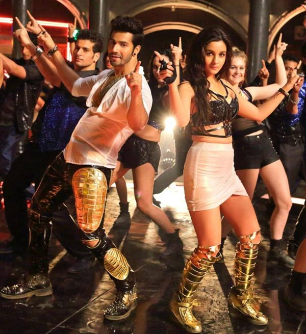 Varun Dhawan and Alia Bhatt's first song from Humpty Sharma Ki Dulhania to be launched on Jhalak Dikhhla Jaa 7!