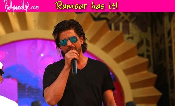 Shah Rukh Khan to host Bigg Boss 8?