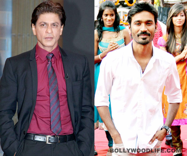 When Shah Rukh Khan lost a role to Dhanush...