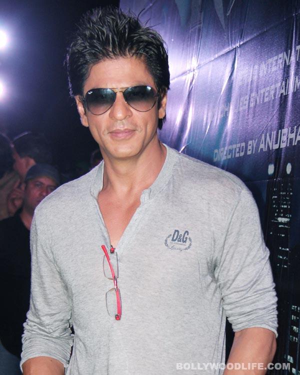 Shah Rukh Khan to skip work for FIFA 2014?