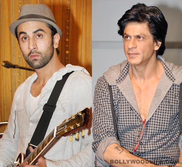 Is Ranbir Kapoor a threat to Shah Rukh Khan?